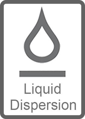 Instrumentos de dispersión de líquidos